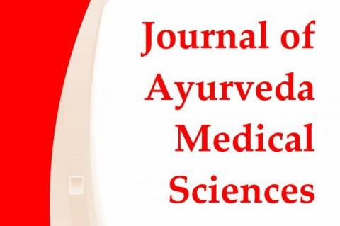 Journal of Ayurveda Medical Sciences